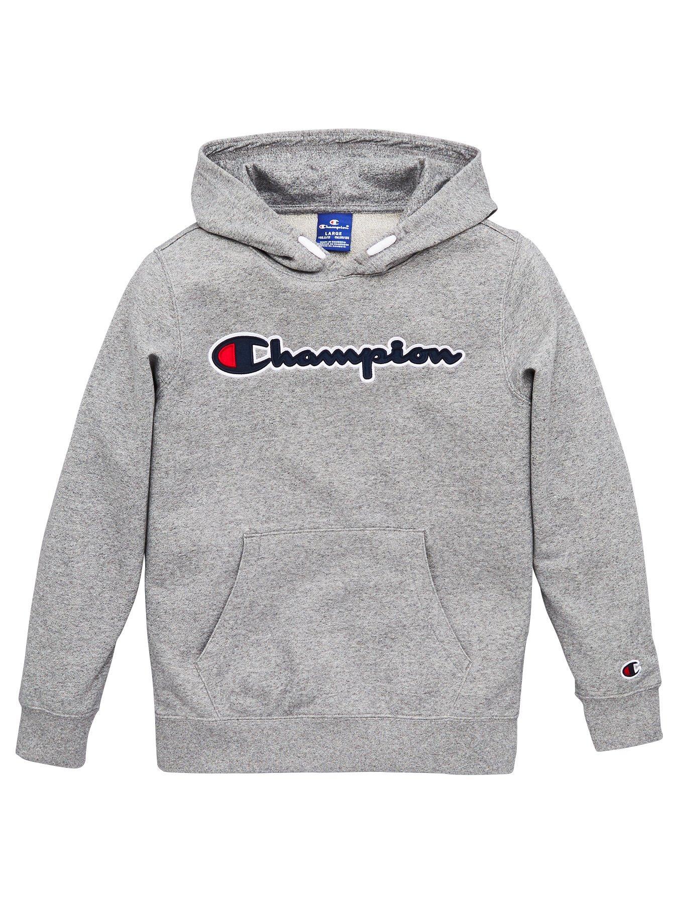 boys champion hoodie