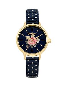 cath-kidston-cath-kidston-richmond-rose-blue-dial-blue-polka-dot-expander-ladies-watch