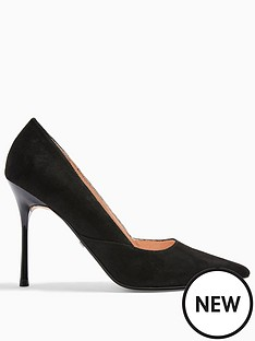 topshop-topshop-wide-fit-georgia-high-heel-court-shoes-black