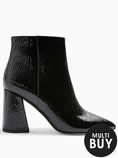 topshop-topshop-point-ankle-boots-black