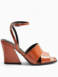 topshop-chunky-heeled-sandals-tan