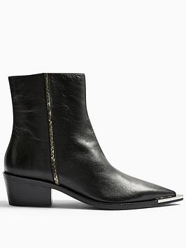 topshop-andy-point-boots-black