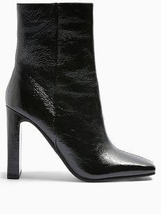 topshop-halia-square-toe-high-heel-boots-black