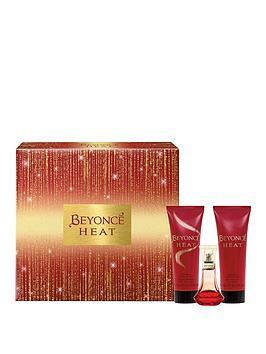 Beyonce    Heat 30Ml Eau De Toilette, Shower Gel & Body Lotion