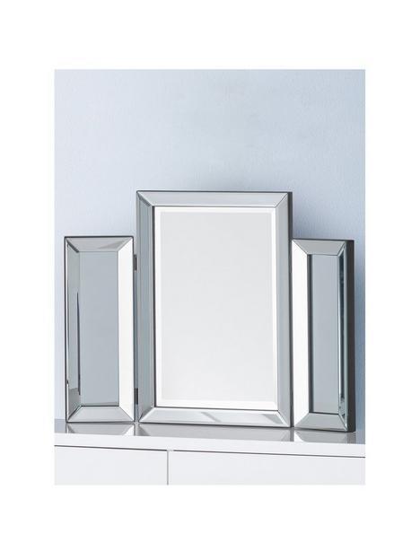 julian-bowen-soprano-folding-dressing-table-mirror
