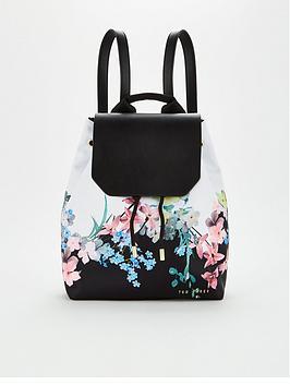 ted-baker-pergola-nylon-drawstring-backpack-multi