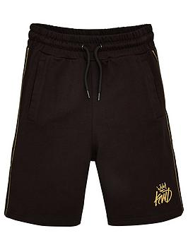 Kings Will Dream Kings Will Dream Boys Ford Jog Shorts - Black Picture