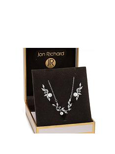 jon-richard-jon-richard-cubic-zirconia-vine-with-pearl-set