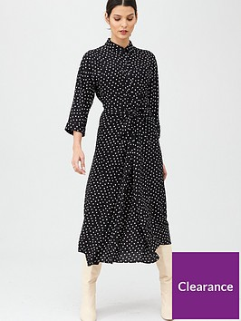 whistles-abstract-spot-selma-tie-dress