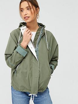 V by Very V By Very Hooded Lightweight Utility Jacket Picture