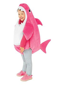 Very  Baby Shark - Mommy Shark Costume With Sound