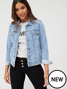 v-by-very-denim-western-jacket-vintage-wash