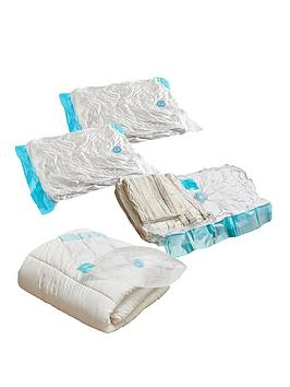 Addis Addis Bedding Large Vacuum Storage Bag Set - Pack Of 4 Picture
