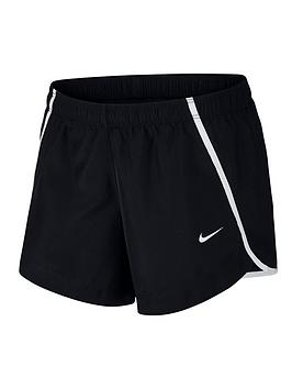 Nike Nike Dry Older Girls Sprinter Running Shorts - Black Picture
