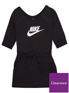 nike-sportswear-older-girls-jersey-dress-black