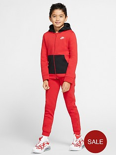 nike-sportswear-older-boys-core-tracksuit-blackred