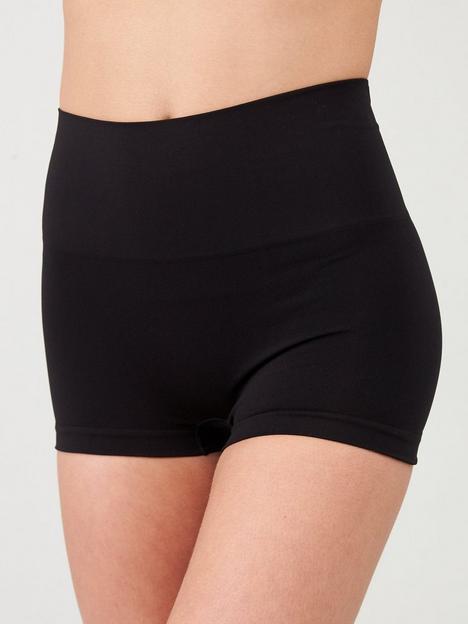 spanx-boy-shorts-black
