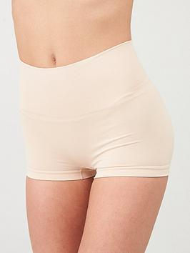 Spanx   Boy Shorts - Nude