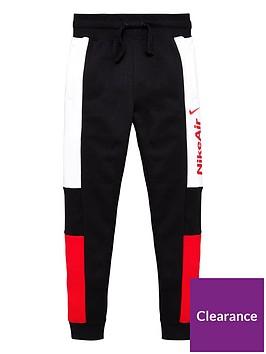 nike-sportswear-air-older-boys-joggers-blackred
