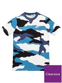 nike-sportswear-older-boys-camo-futura-t-shirt-blue