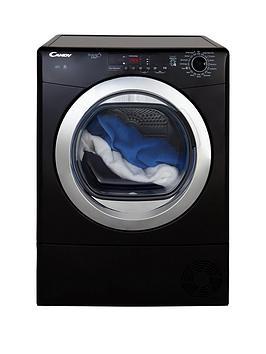 candy-grando-vita-gvs-c9dcgb-9kg-load-condenser-sensor-tumble-dryer-with-smart-touch-blackchrome