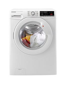 Hoover Hoover Dynamic Next Dxoa69Lw3 9Kg Load, 1600 Spin Washing Machine  ... Picture