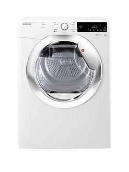 Hoover Hoover Dynamic Next Dx10Tce 10Kg Load Aquavision Condenser Tumble  ... Picture