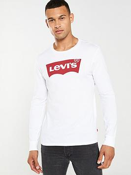levis-long-sleeved-graphic-t-shirt-white