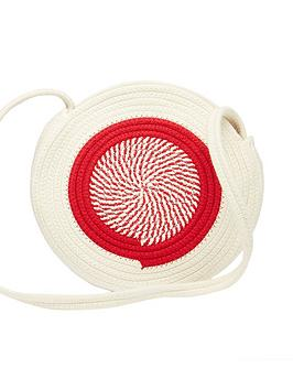 Joules Joules Knotley Rope Crossbody Bag - Red Picture