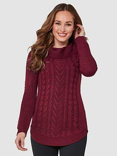 joe-browns-cosy-collar-jumper-burgundy
