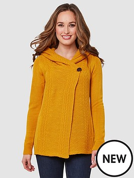 joe-browns-cosy-hooded-knit-mustard
