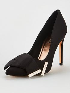 ted-baker-iinesi-satin-bow-detail-court-shoes-black