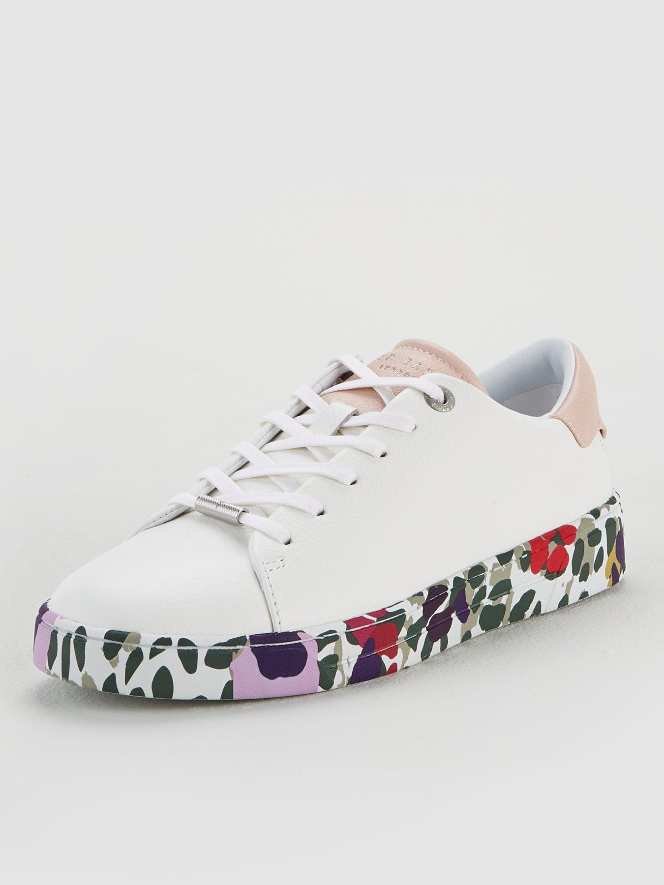 ted baker leopard trainers