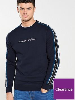 kings-will-dream-rosley-crewneck-sweater-navy