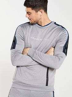 kings-will-dream-miller-sweater-grey