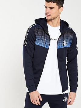 kings-will-dream-perez-zip-through-hoodie-navy