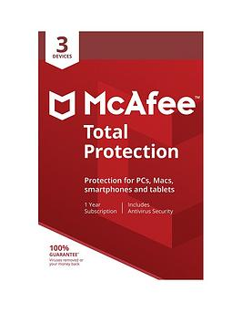 Mcafee   Total Protection 3 Device