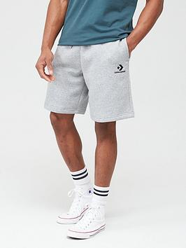 converse-star-chevron-embroidered-shorts-grey-marl