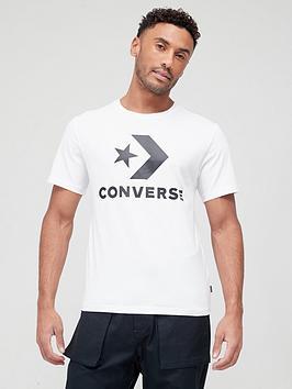 Converse Converse Star Chevron T-Shirt - White Picture