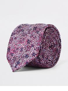 river-island-purple-floral-ditsy-print-tie