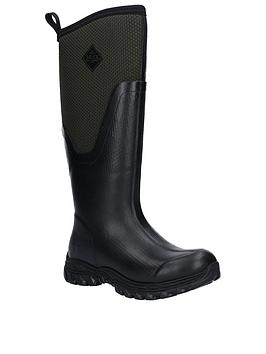Muck Boots Muck Boots Arctic Sport Ii Tall Wellington Boots - Black/Multi Picture