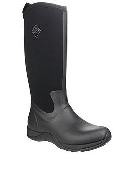 Muck Boots Muck Boots Arctic Adventure Wellington Boots - Black Picture