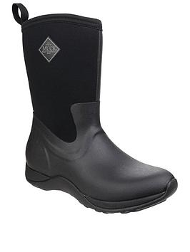 Muck Boots Muck Boots Arctic Weekend Wellington Boots - Black Picture