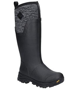 Muck Boots Muck Boots Arctic Ice Tall Wellington Boots - Heather Jersey  ... Picture