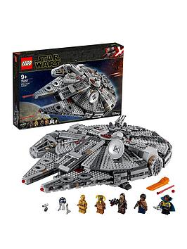 lego-star-wars-75257-millennium-falcon-starship-with-7-characters