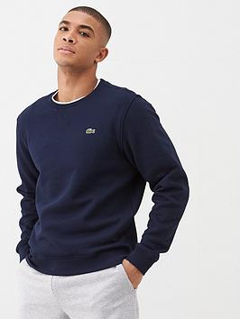 Lacoste Lacoste Sports Classic Sweatshirt - Navy Picture