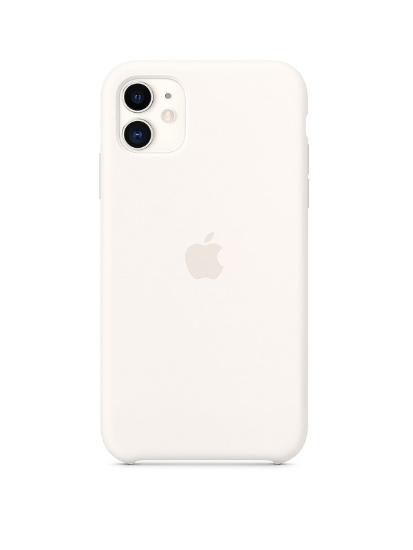 Apple Iphone 11 Silicone Case Littlewoods Com