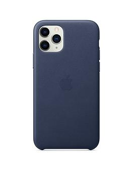 Apple Apple Iphone 11 Pro Leather Case Picture