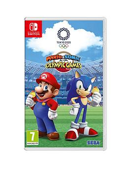 Nintendo Switch   Mario And Sonic At The 2020 Tokyo Olympics - Switch