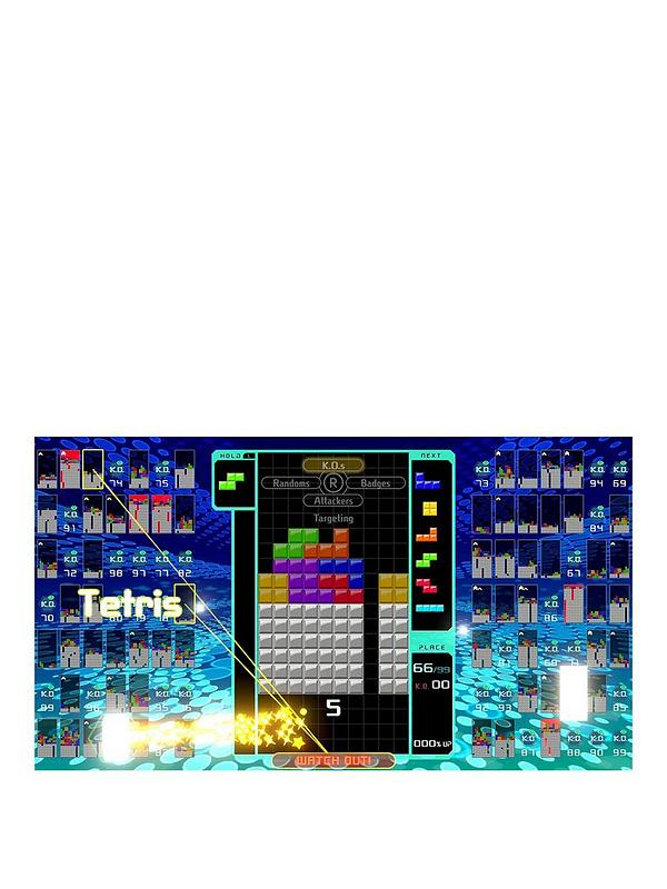 Nintendo Switch Tetris 99 12 Month Nintendo Switch Online Subscription Switch Littlewoods Com